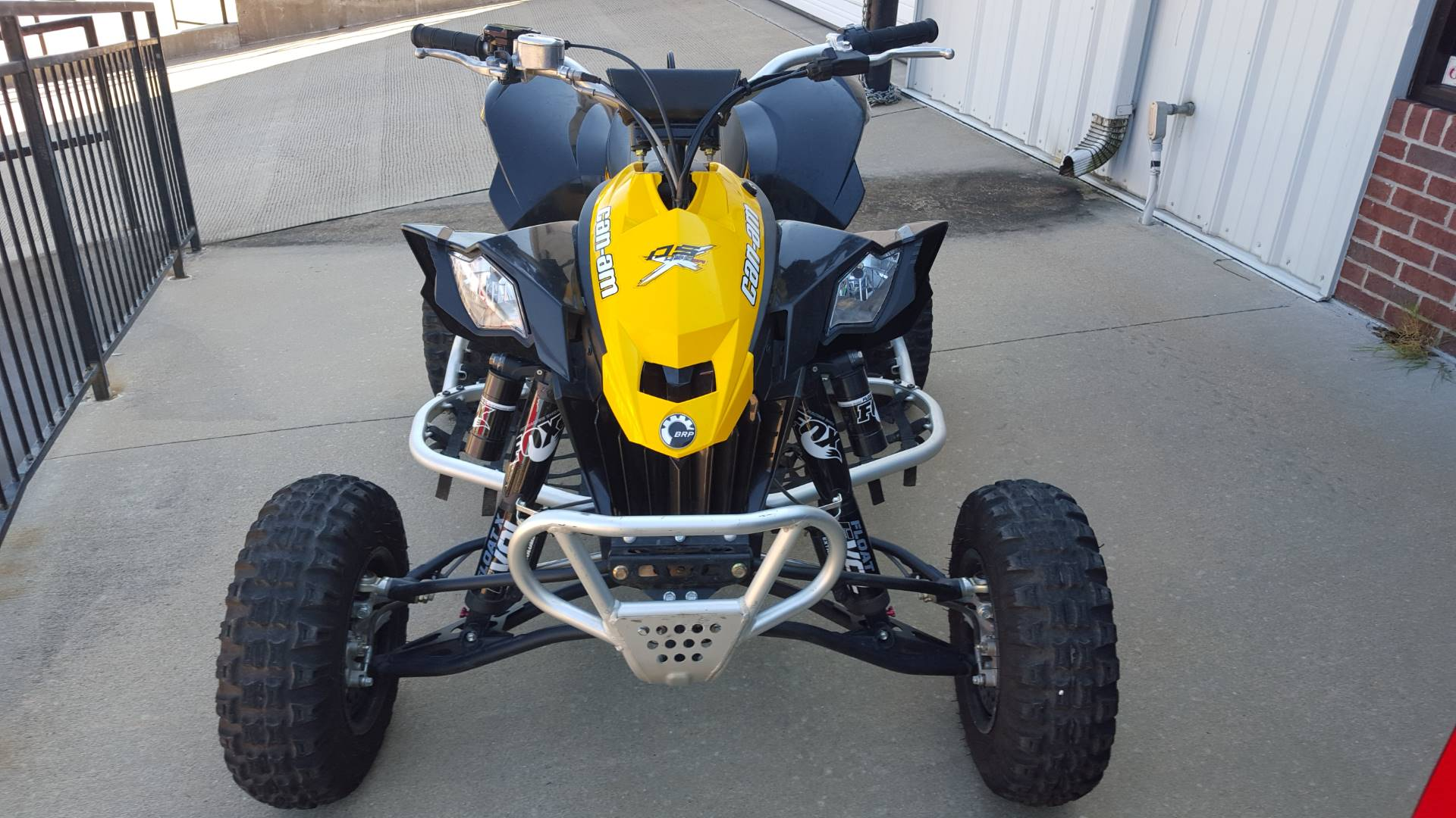 2015 Can-Am DS 450® X® mx in Afton, Oklahoma