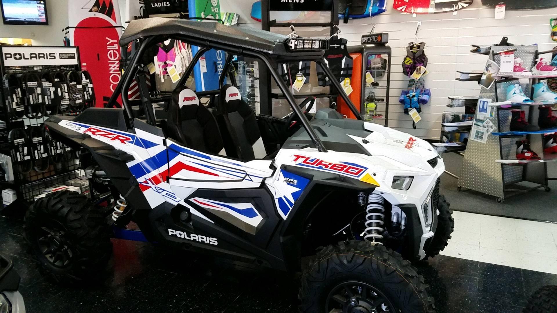 2019 Polaris RZR XP Turbo LE 1