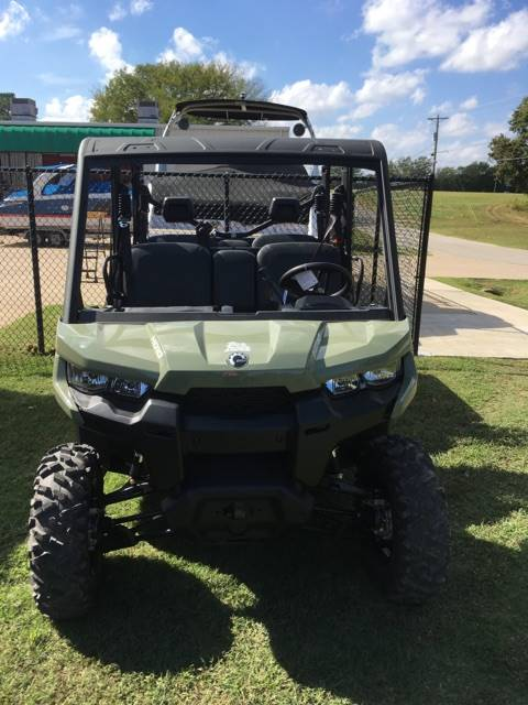2018 Can-Am Defender MAX DPS HD10 in Afton, Oklahoma