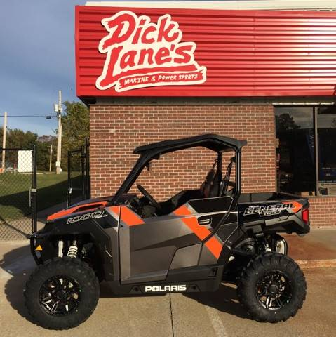 2018 Polaris General 1000 Eps Deluxe In Afton Oklahoma