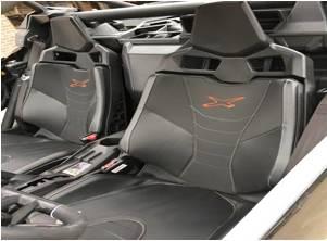 2018 Can-Am™ Maverick X3 X rs Turbo R 11