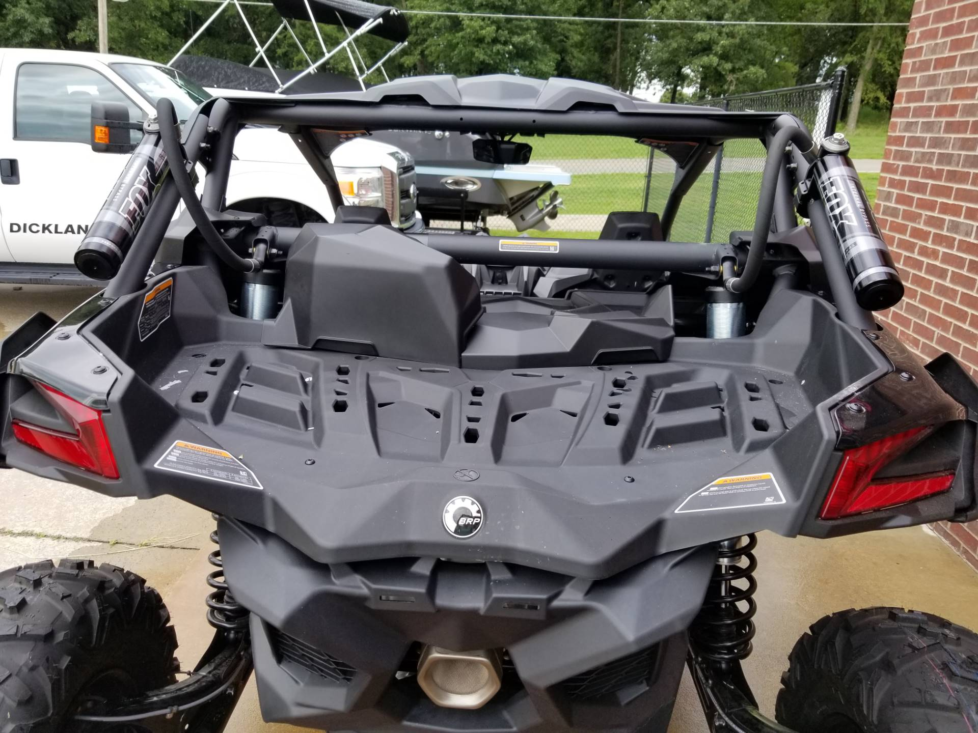 2018 Can-Am™ Maverick X3 X rs Turbo R 8