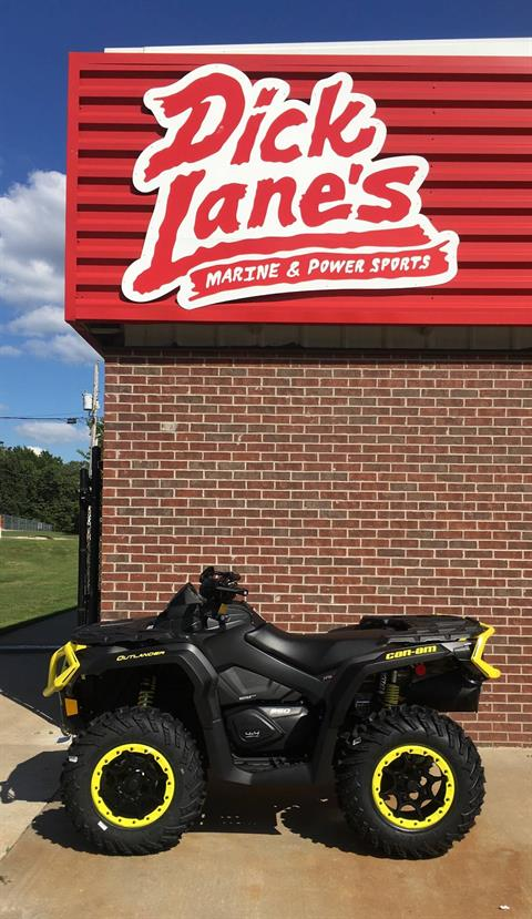 2019 Can-Am Outlander XT-P 850 in Afton, Oklahoma - Photo 1
