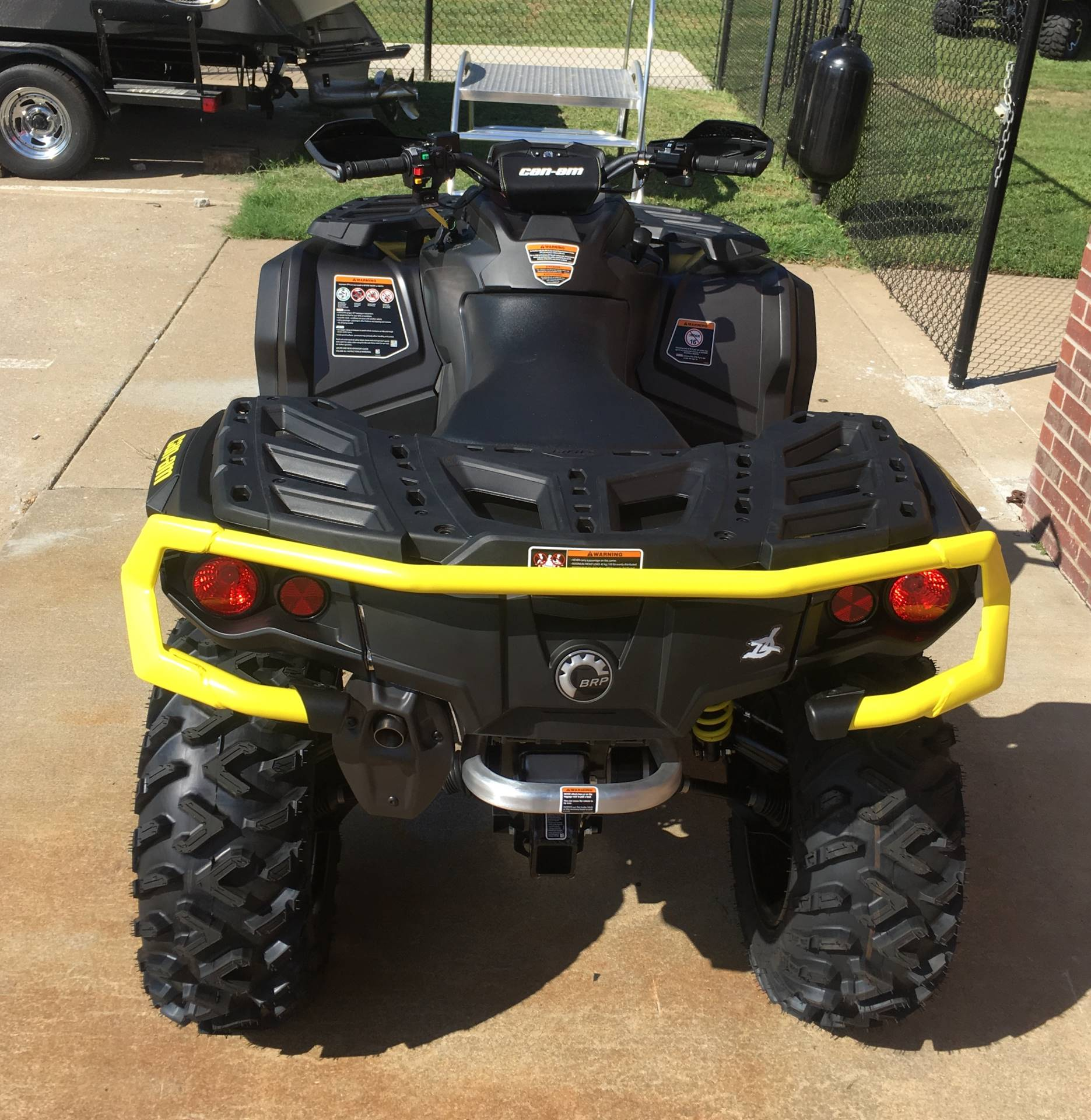 2019 Can-Am Outlander XT-P 850 in Afton, Oklahoma - Photo 4