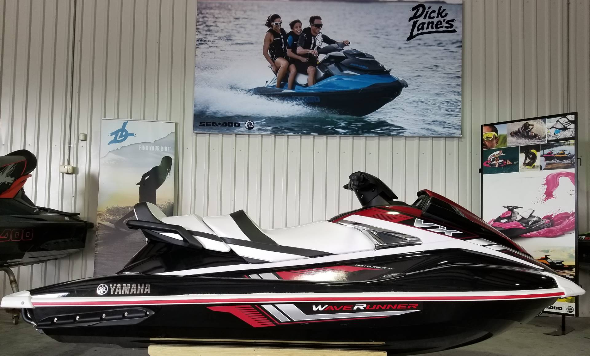 2018 Yamaha VX Limited for sale 144748