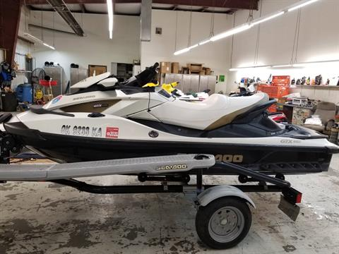 2011 Sea-Doo GTX Limited iS™ 260 in Afton, Oklahoma