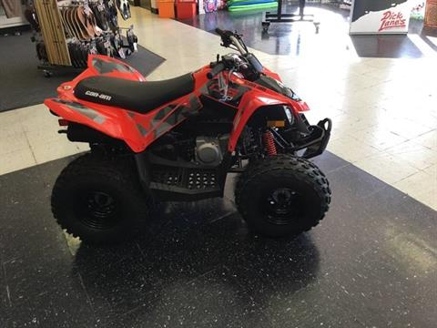 2018 Can-Am DS 70 in Afton, Oklahoma