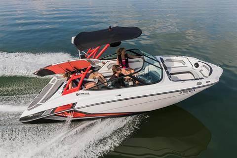New 2018 yamaha ar 195 2018 power boats inboard in afton for Yamaha dealers in arkansas