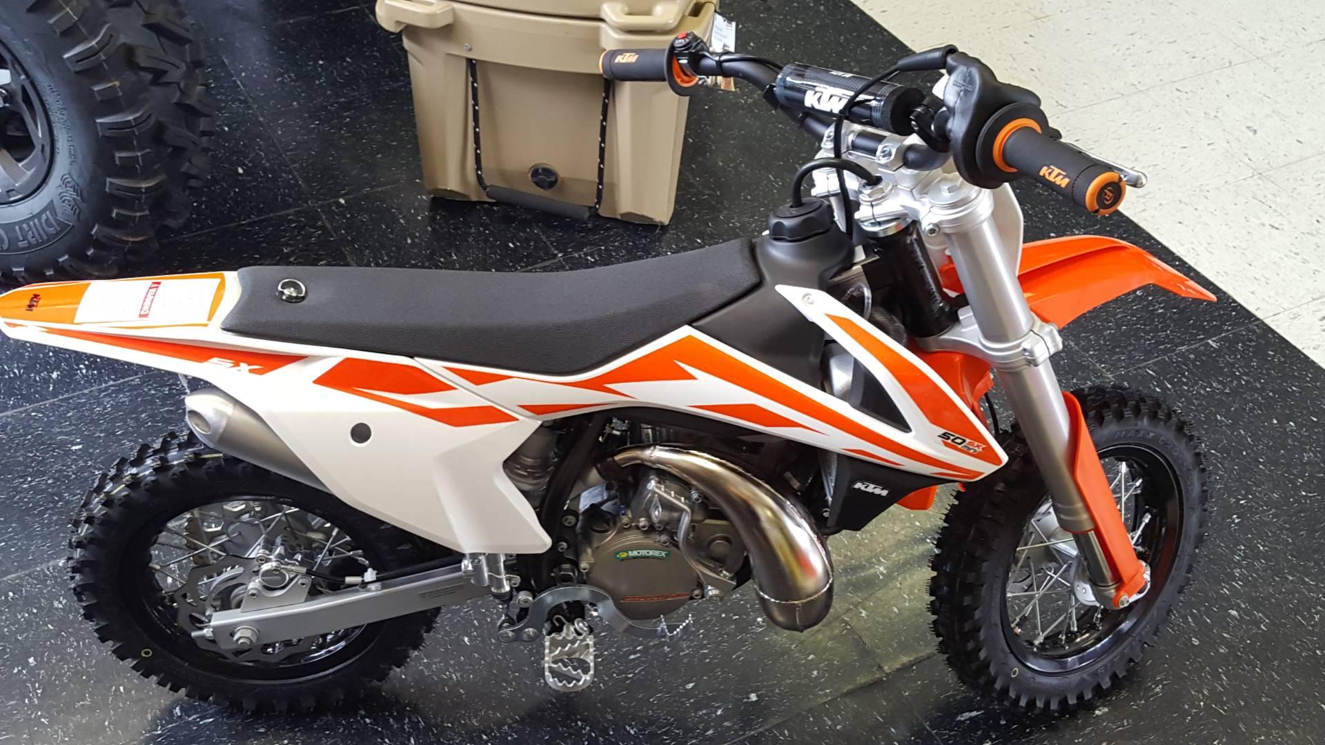 2017 ktm 50 sx mini motorcycles afton oklahoma ktm027177