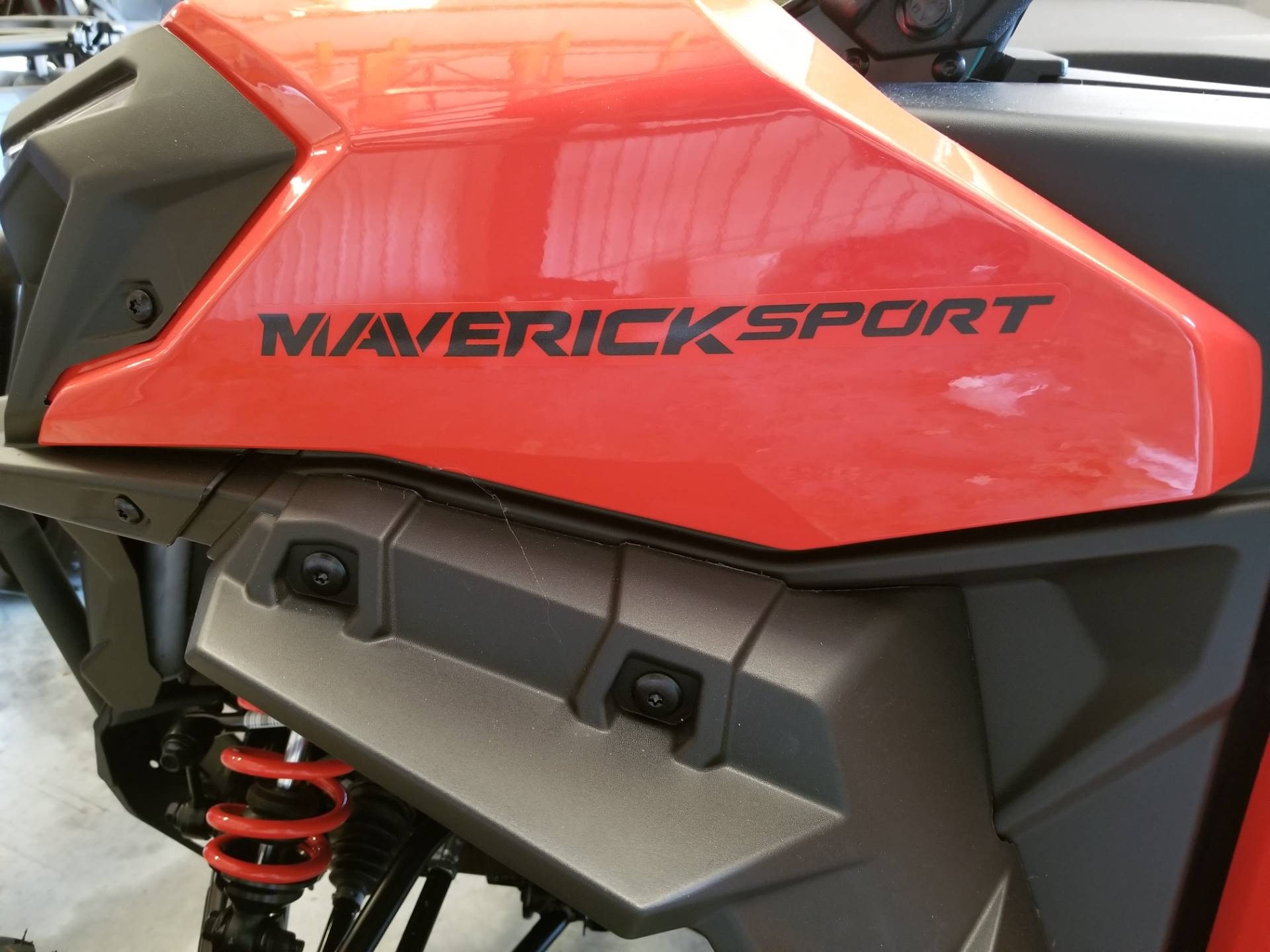 2019 Can-Am Maverick Sport DPS 1000R in Afton, Oklahoma - Photo 12