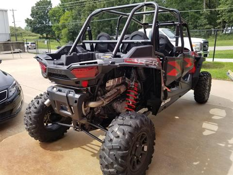 2018 Polaris RZR XP 4 Turbo EPS Fox Edition in Afton, Oklahoma