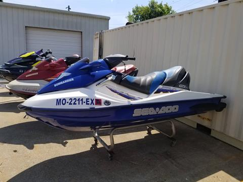 2002 Sea-Doo GTX DI in Afton, Oklahoma