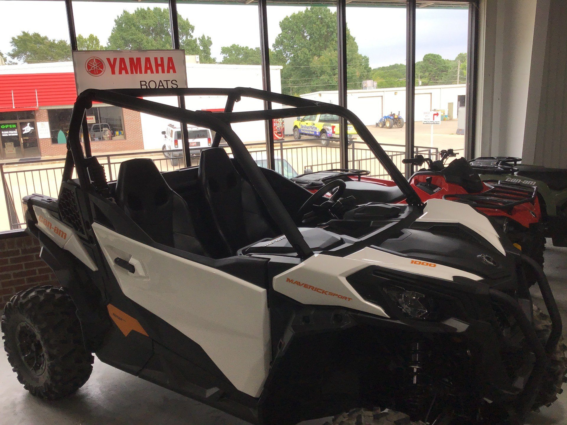 2020 Can-Am Maverick Sport 1000 in Afton, Oklahoma - Photo 1