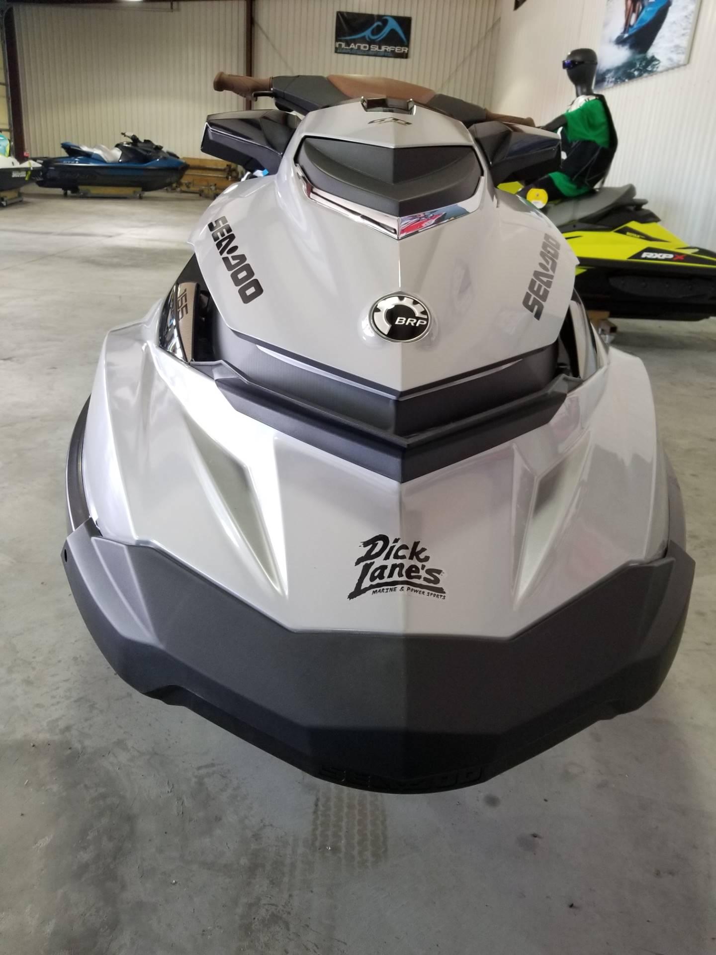 2018 Sea-Doo GTI Limited 155 5