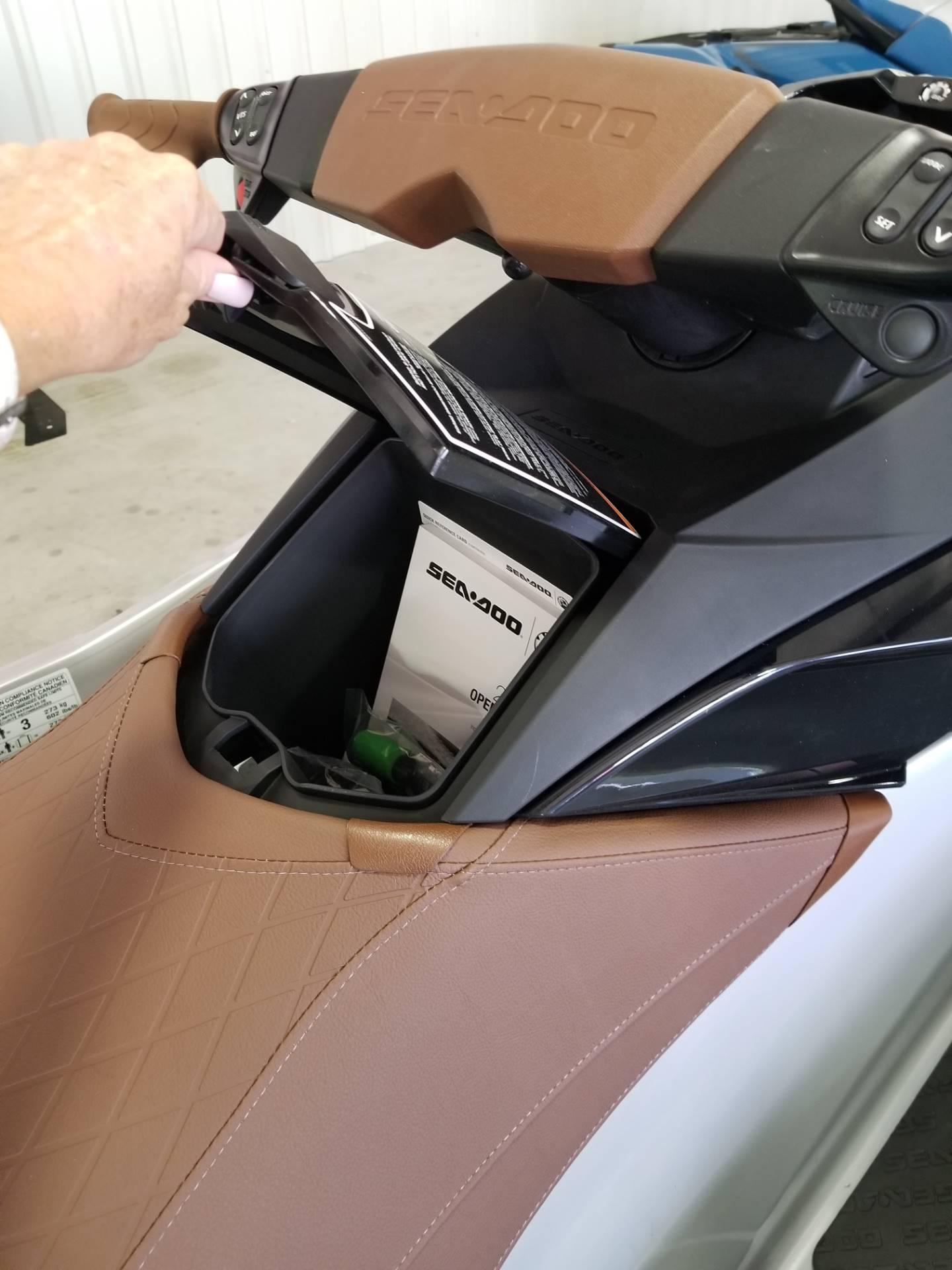 2018 Sea-Doo GTI Limited 155 8