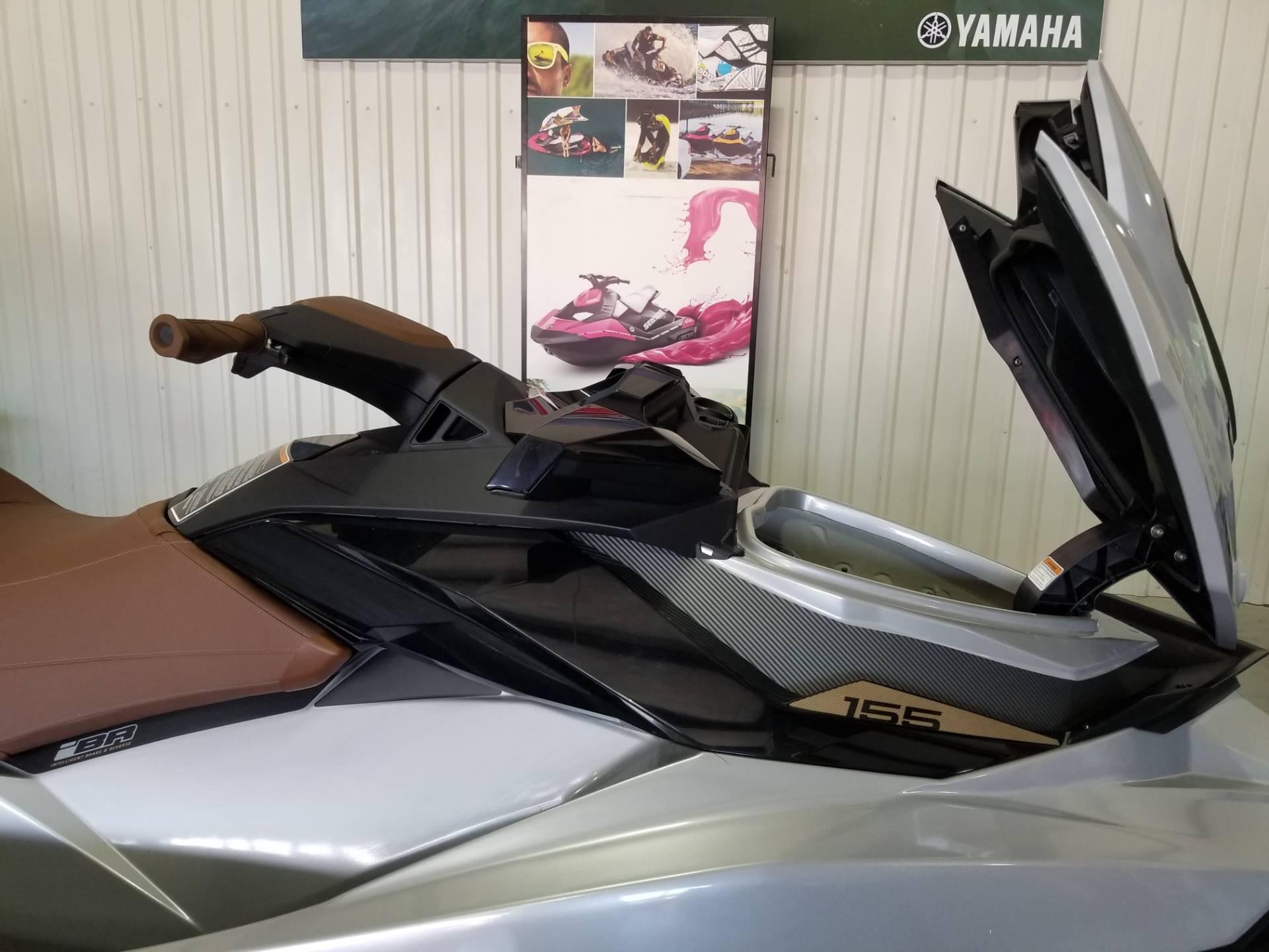 2018 Sea-Doo GTI Limited 155 9