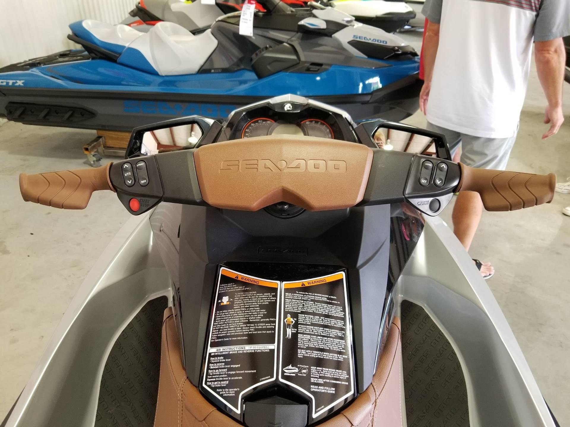 2018 Sea-Doo GTI Limited 155 10