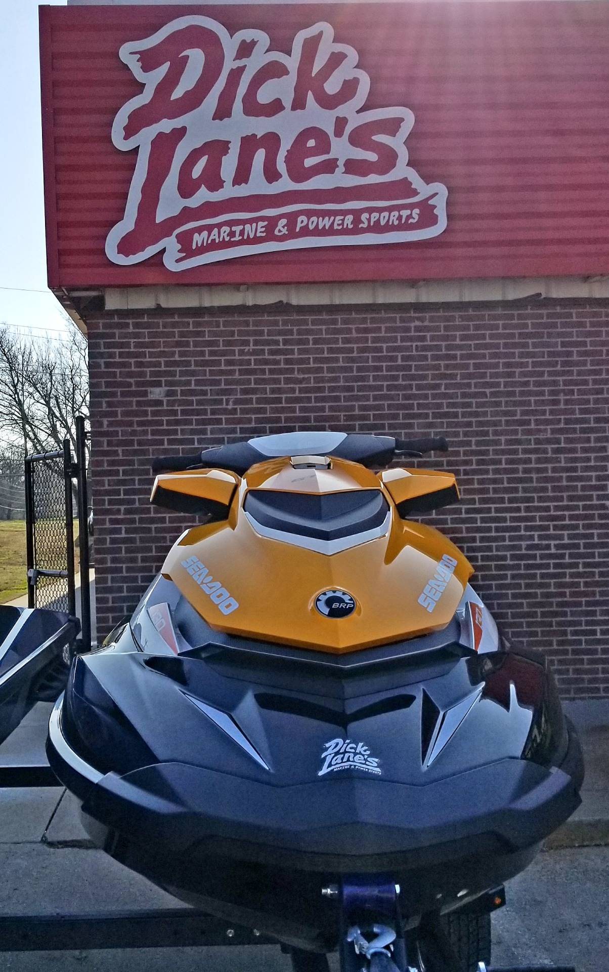 2018 Sea-Doo GTI SE 130 in Afton, Oklahoma