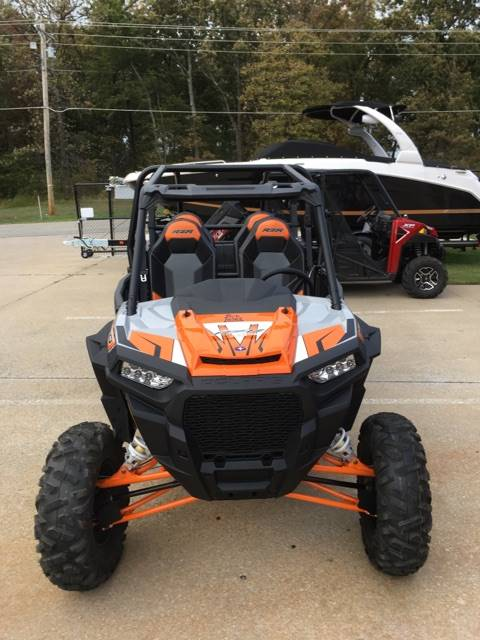 2018 Polaris RZR XP 4 Turbo EPS 3