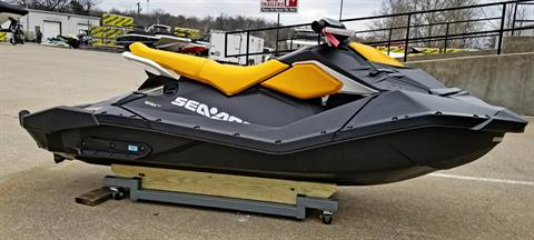 2018 Sea-Doo SPARK 3up 900 H.O. ACE iBR & Convenience Package Plus in Afton, Oklahoma