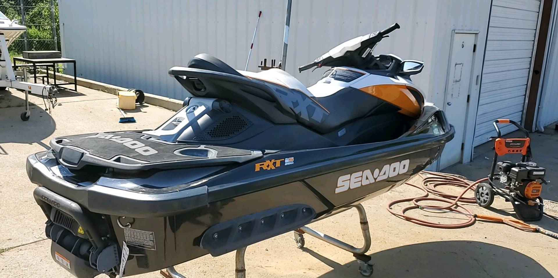 2012 Sea-Doo RXT® iS 260 in Afton, Oklahoma