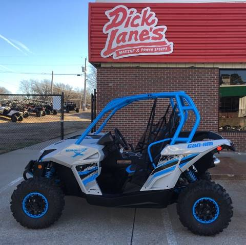2016 Can-Am Maverick X XC in Afton, Oklahoma