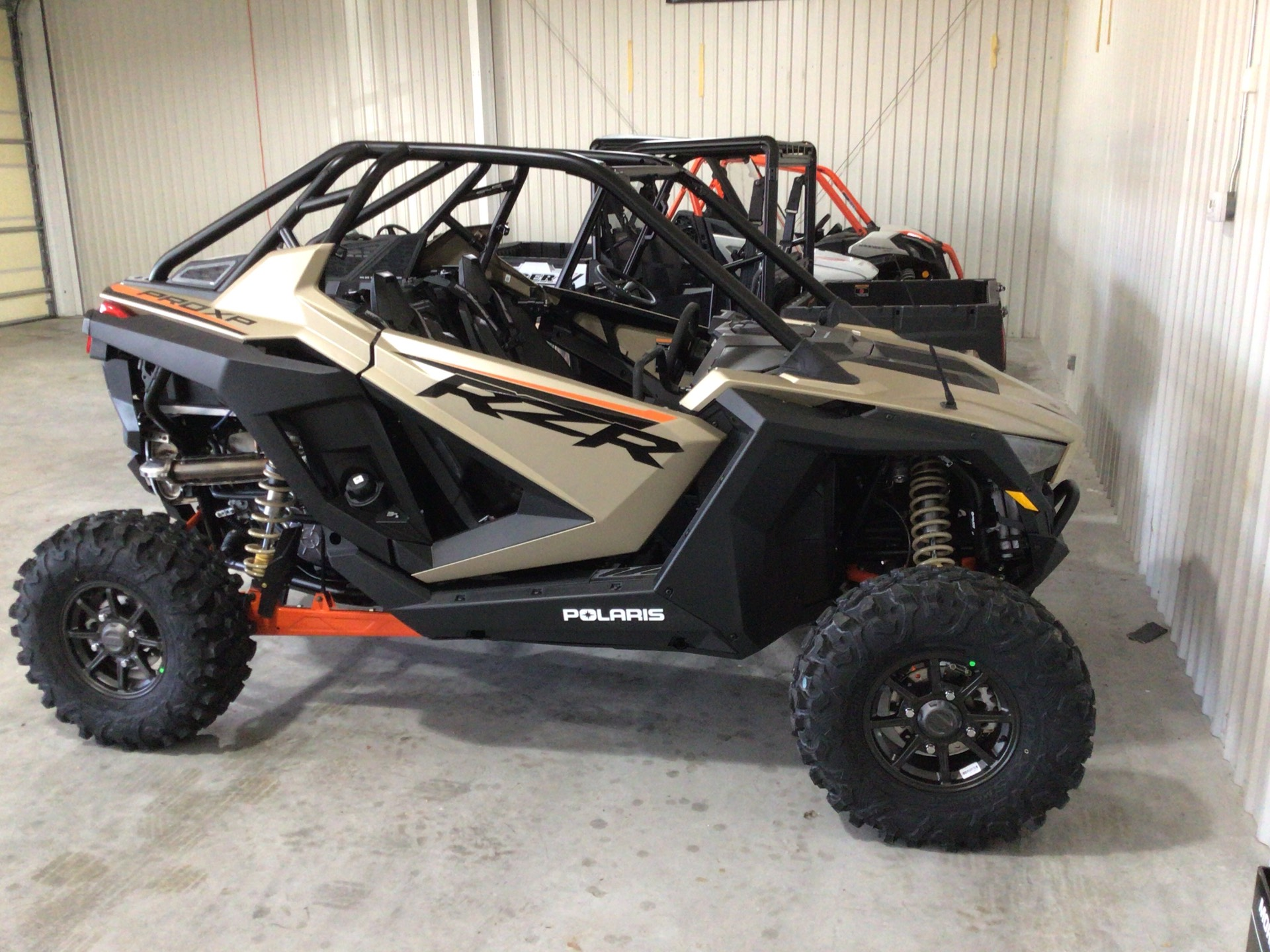 2021 Polaris RZR Pro XP Premium in Afton, Oklahoma - Photo 1