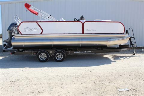 2021 Aloha Pontoons TROPICAL SERIES 220 in Afton, Oklahoma