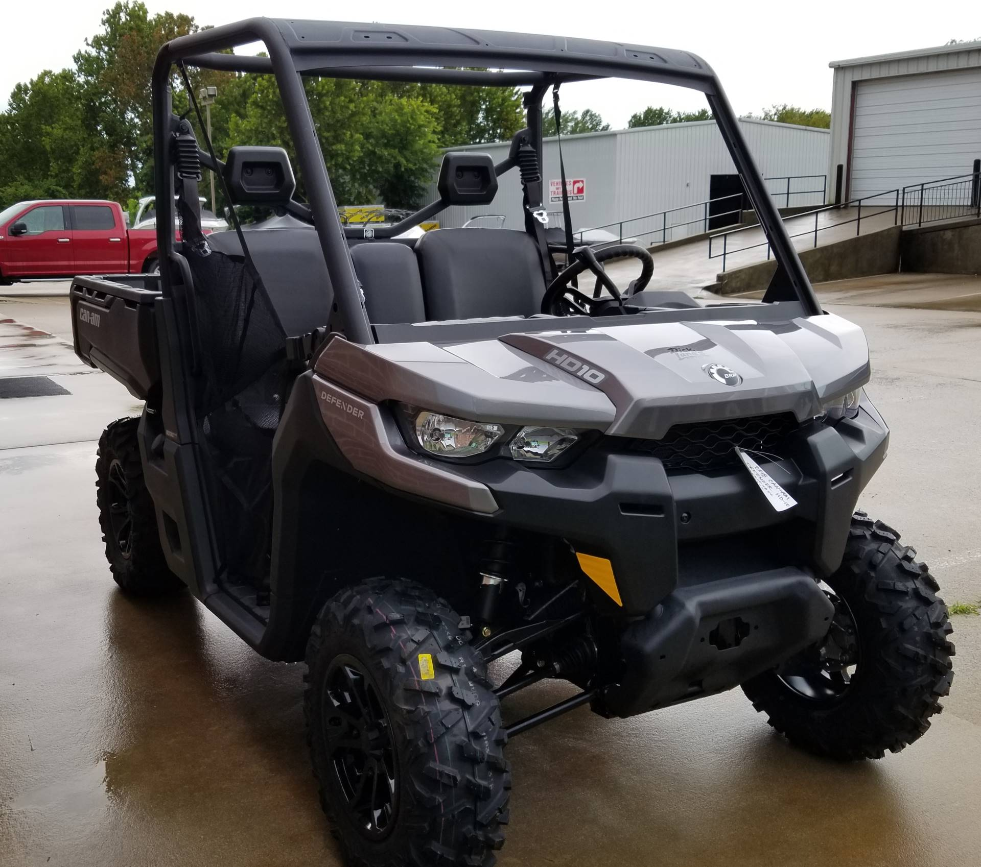 2018 Can-Am Defender DPS HD10 in Afton, Oklahoma