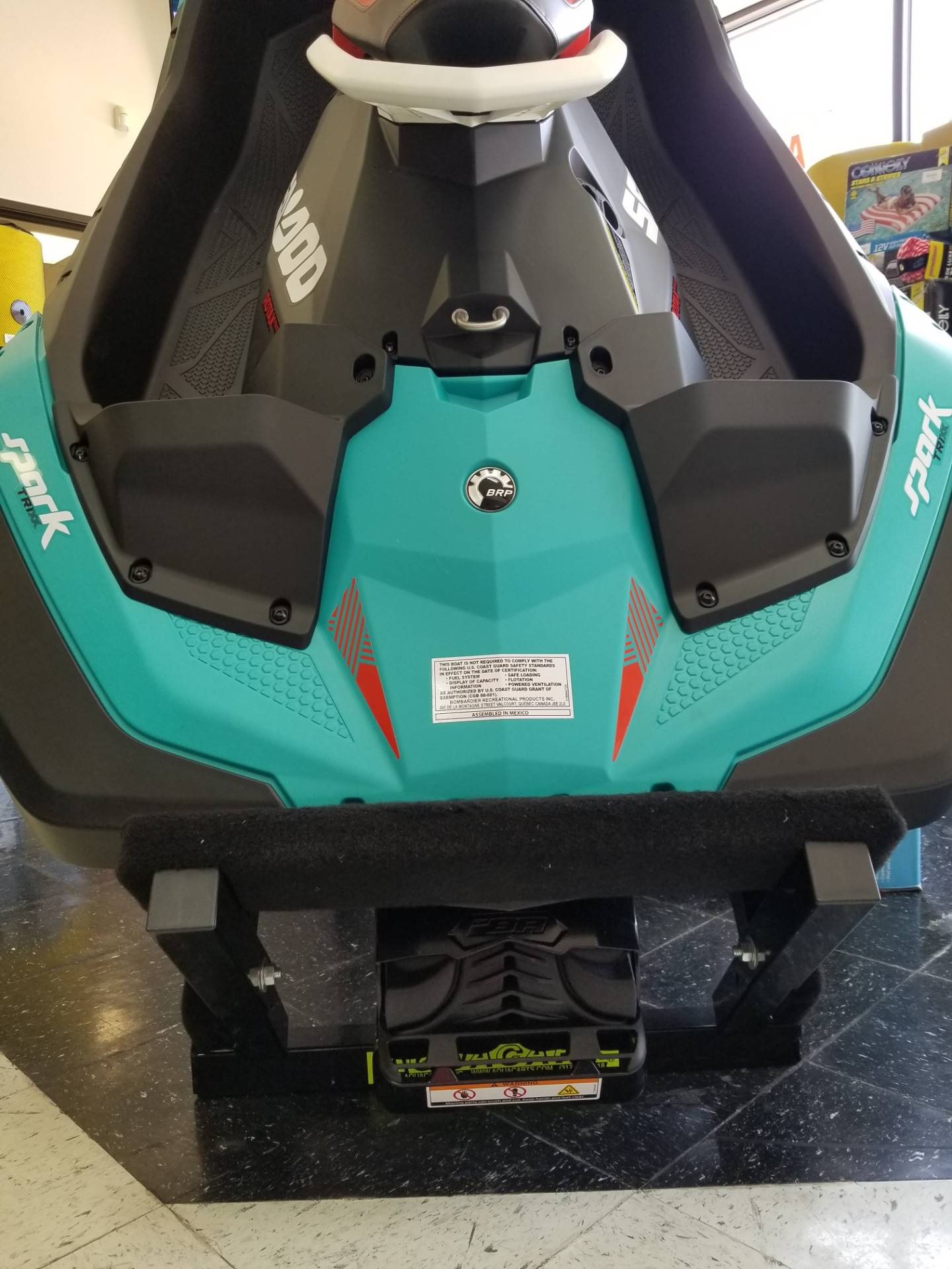 2018 Sea-Doo Spark 2up Trixx iBR in Afton, Oklahoma
