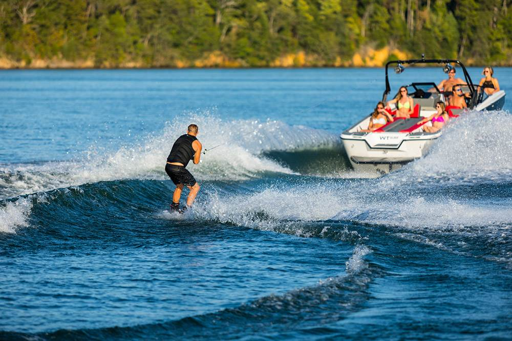 2019 HEYDAY WAKE BOATS WT-SURF in Afton, Oklahoma - Photo 6