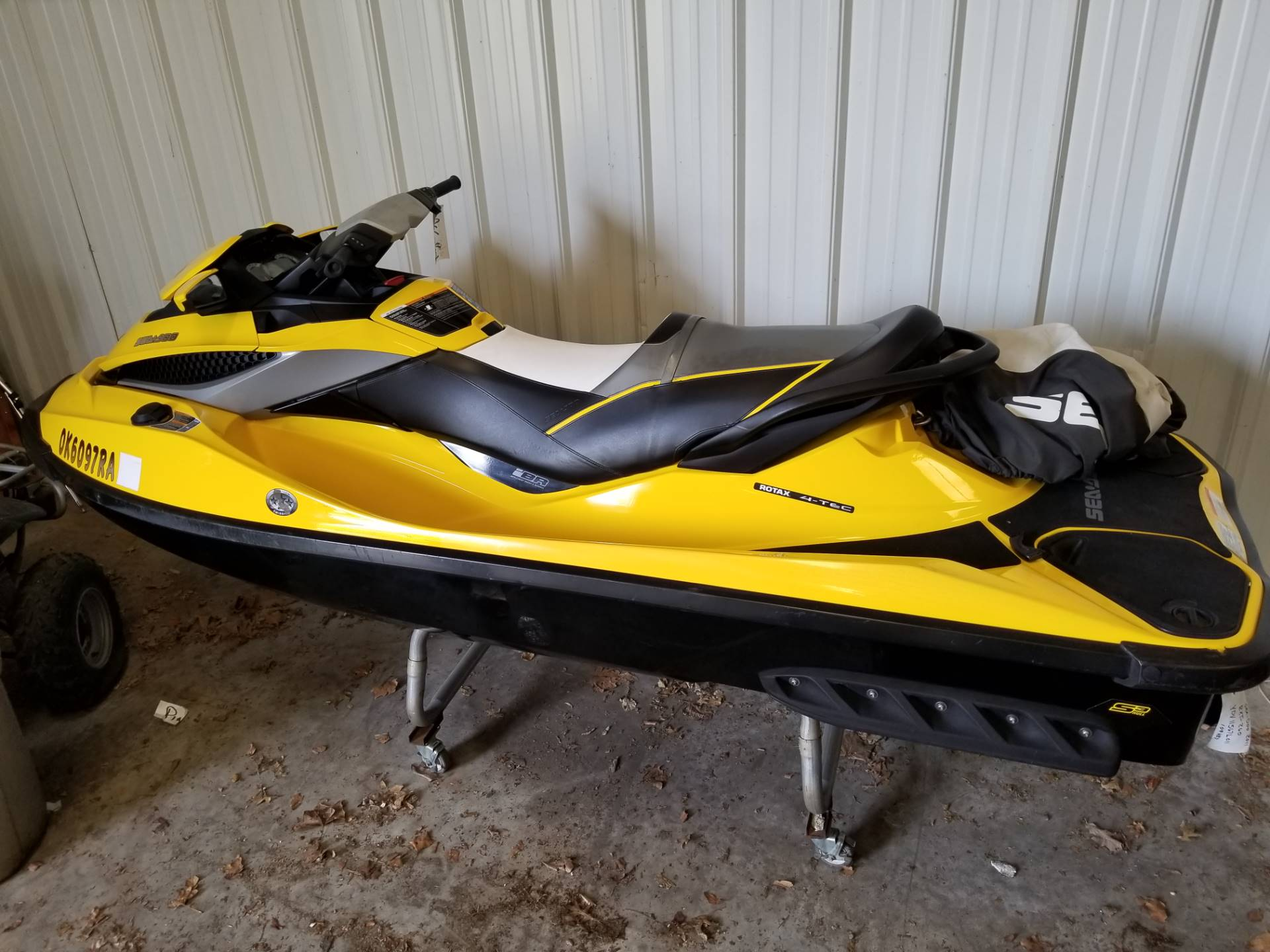 2011 Sea-Doo RXT® 260 in Afton, Oklahoma