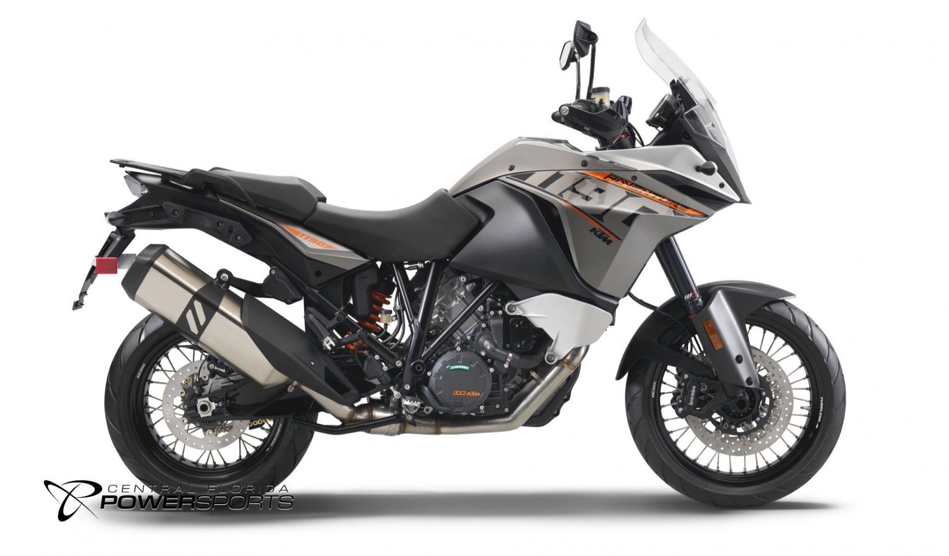 2016 KTM 1190 ADVENTURE ABS 1