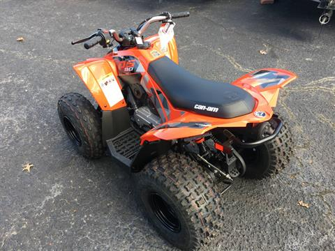 2017 Can-Am DS 90 in Goldsboro, North Carolina