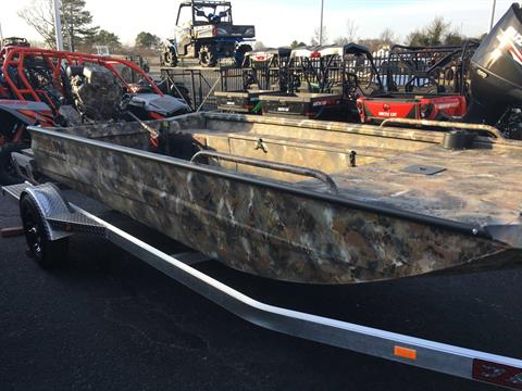 2017 Excel 1860 SHALLOW WATER V FRONT F4 in Goldsboro, North Carolina