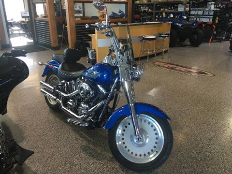 2007 Harley-Davidson FLSTF Softail® Fat Boy® in Goldsboro, North Carolina