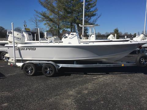 2017 Sea Pro 208 BAY in Goldsboro, North Carolina