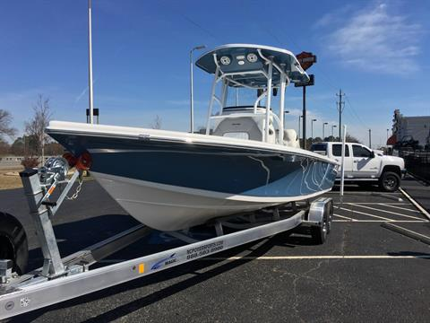 2017 Sea Pro 248 in Goldsboro, North Carolina
