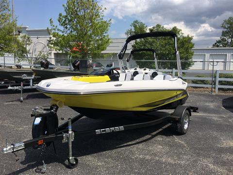 2018 Scarab 165 250HO in Goldsboro, North Carolina