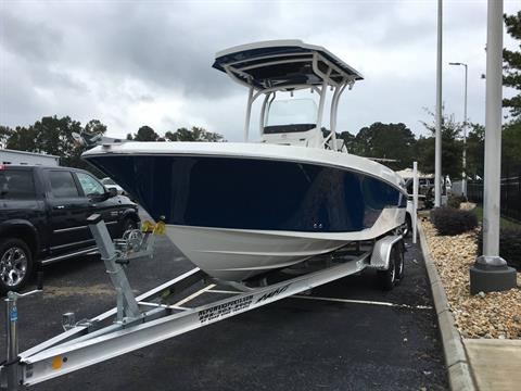 2018 Wellcraft 222 FISHERMAN in Goldsboro, North Carolina