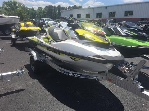 2016 Sea-Doo RXP-X 300 in Goldsboro, North Carolina