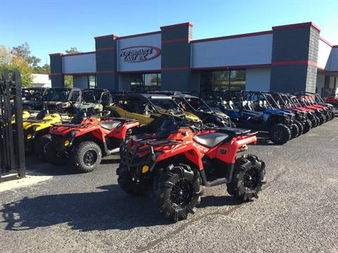 2016 Can-Am Outlander L 570 in Goldsboro, North Carolina