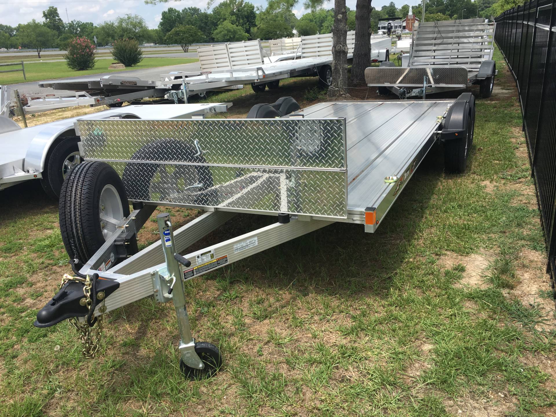 2016 Triton Trailers AUX2082EB in Goldsboro, North Carolina