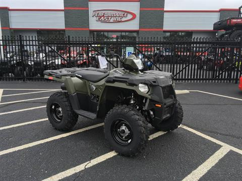 2017 Polaris Sportsman 570 in Goldsboro, North Carolina