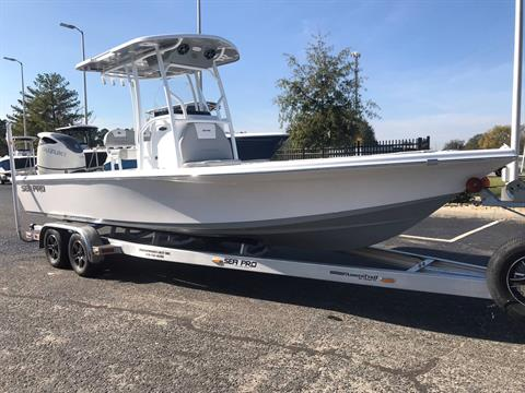 2018 Sea Pro 248 DLX BAY in Goldsboro, North Carolina