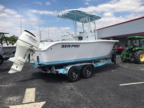 2017 Sea Pro 219 CC in Goldsboro, North Carolina