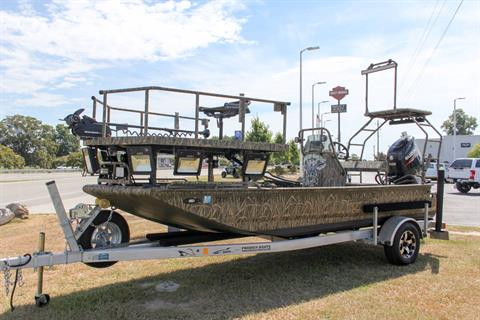 2016 PRODIGY BOATS 1860 MARSH TUFF in Goldsboro, North Carolina