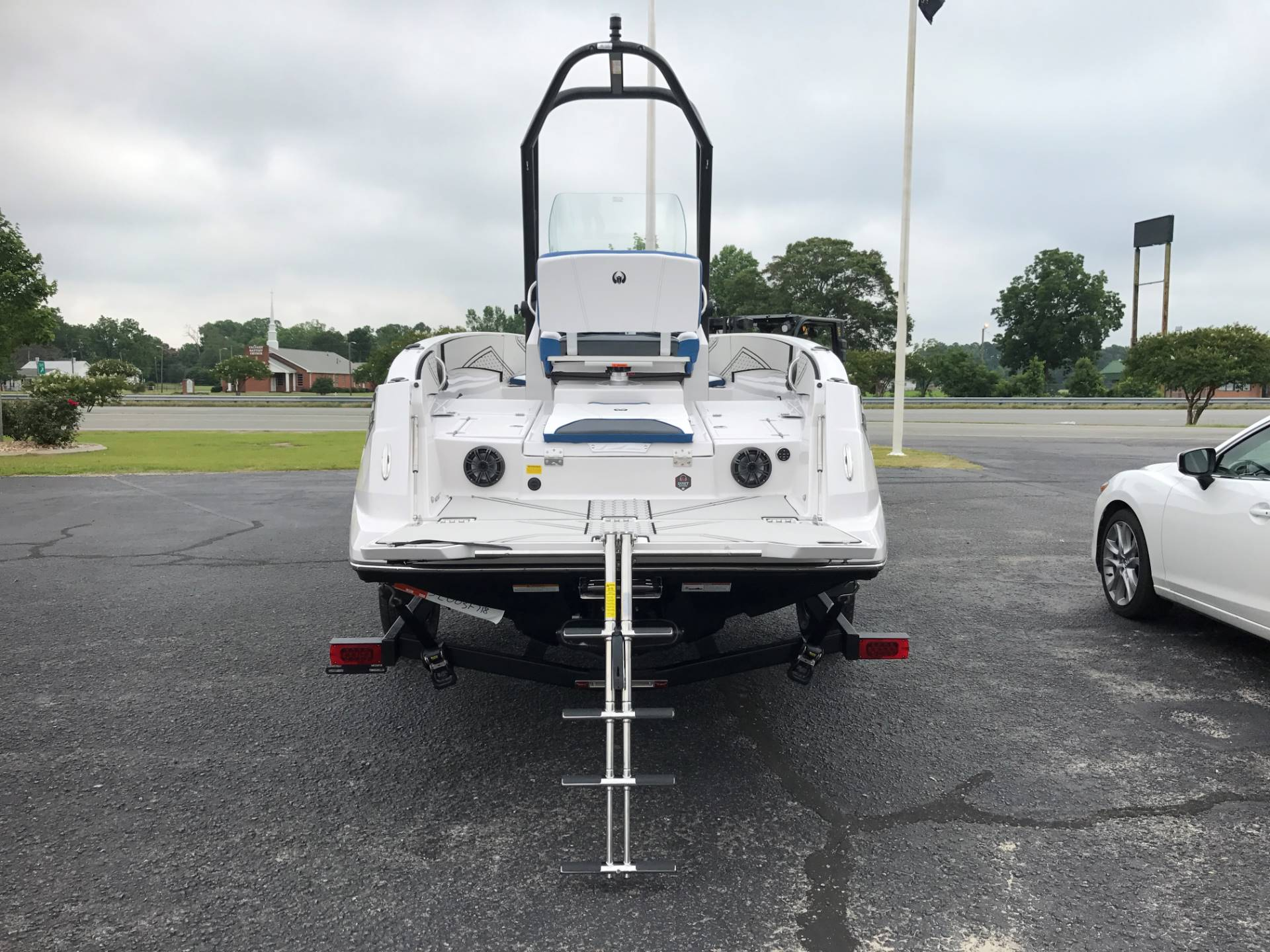 2018 Scarab 195 OPEN in Goldsboro, North Carolina