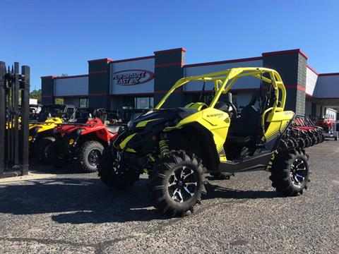 2018 Can-Am Maverick X MR in Goldsboro, North Carolina