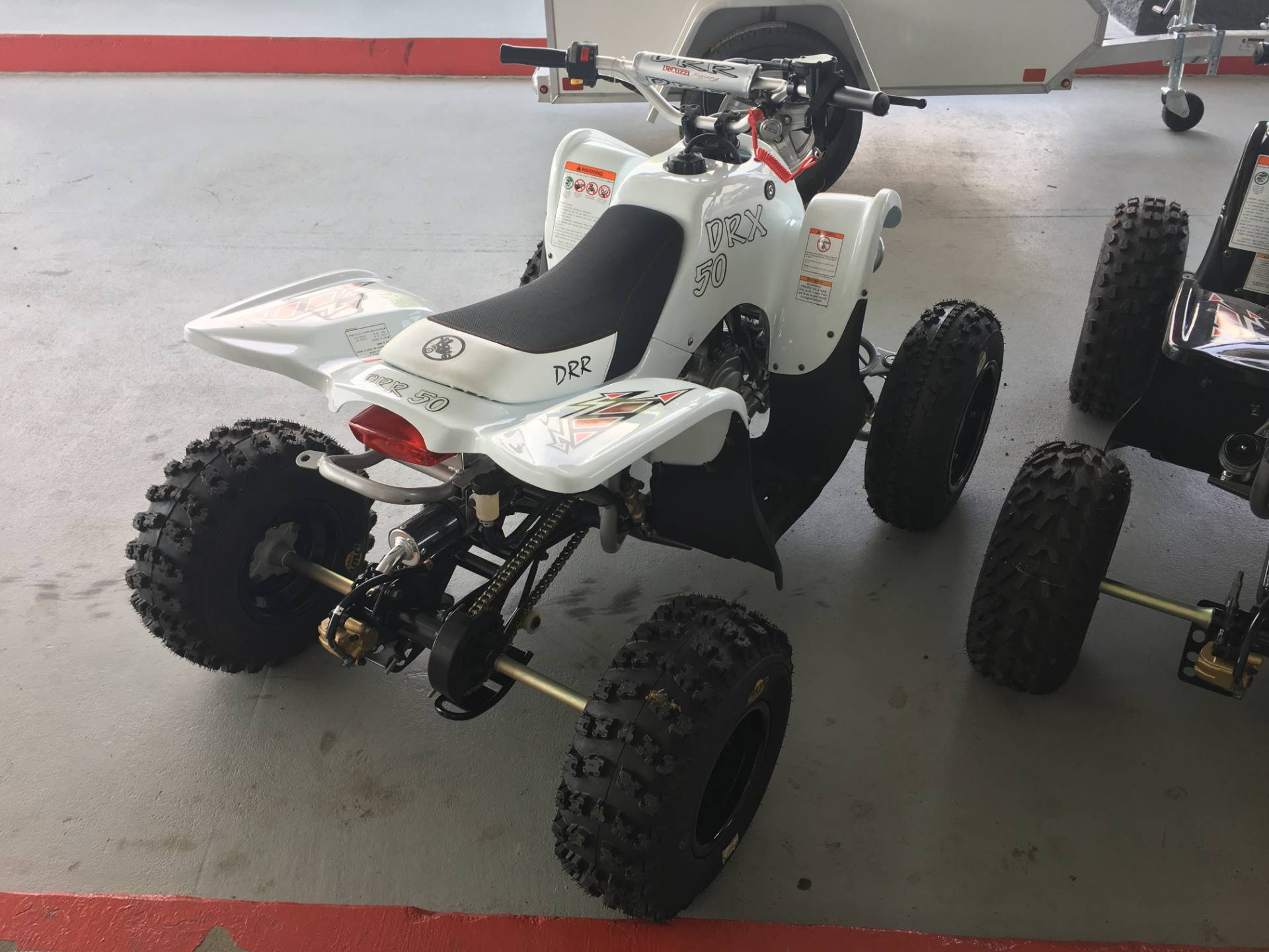 2017 DRR USA DRX 50 in Goldsboro, North Carolina